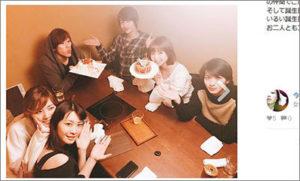 篠田麻里子,横浜流星,彼女,合コン