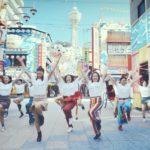 大阪万博の万博ダンスはこんにちはダンス!登美丘高校が三波春夫の名曲を使用!